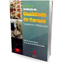 Livro - Avaliação da Qualidade de Carnes - Fundamentos e Metodologias