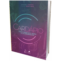 Livro - Cardápio - Guia pratico para a Elaboração