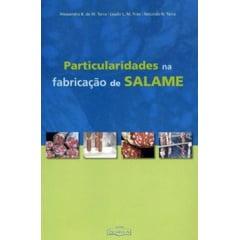 Livro - Particularidades na Fabricação de SALAME