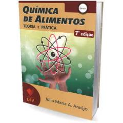 Livro - Química de Alimentos - Teoria e Prática - 7ª Edição