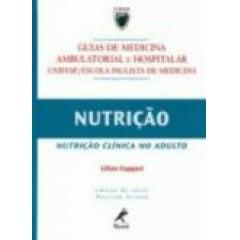 Livro Nutrição - Nutrição Clínica no Adulto