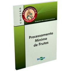 Livro Processamento Mínimo de Frutas