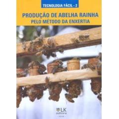 Livro - Produção de Abelha Rainha pelo Método da Enxertia