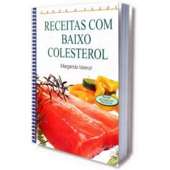 Livro Receitas com Baixo Colesterol