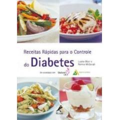 Livro - Receitas Rápidas para o Controle do Diabetes