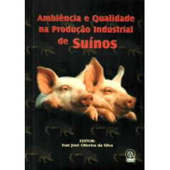 Livro Ambiência e Qualidade na Produção Industrial de Suínos