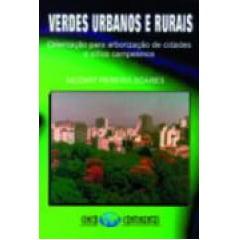 Livro - Verdes Urbanos e Rurais