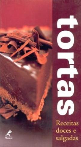 Livro Tortas: Receitas Doces e Salgadas
