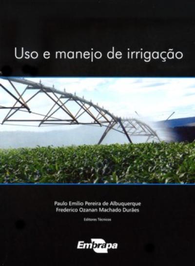 Livro Uso e Manejo de Irrigação