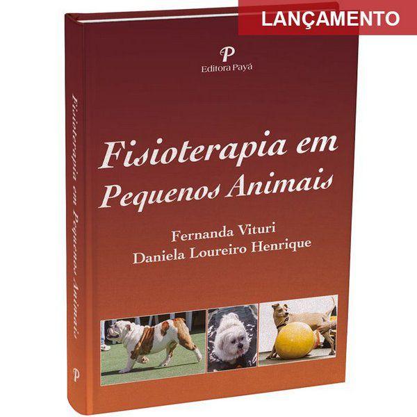 Livro - Fisioterapia em Pequenos Animais